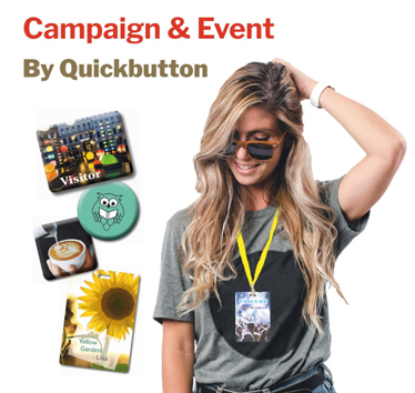 Quickbutton Campaign & Events